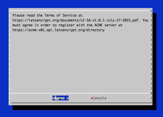 Получение сертификата SSL/HTTPS на DLE (CentOS 7 LEMP)