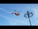 Вертолет на ВДНХ 20 09 18г