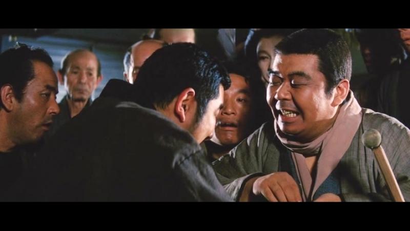 1971 - Однорукий самурай / Shin zato Ichi. Yabure. Tojin-ken