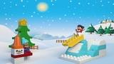 Конструктор LEGO DUPLO 10837 Новый год
