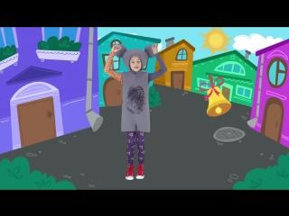 ☔КАП-КАП💧 - КУКУТИКИ - Развивающая детская песня мультик про трактор🚜 звуки🎼