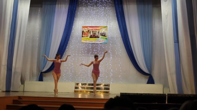 танец жемчужин оки 04.05.2018г