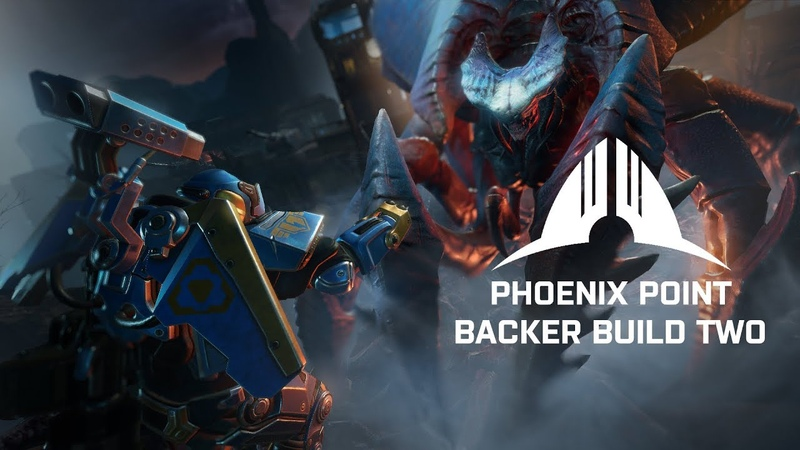 Phoenix Point Backer Build Two Narrated Gameplay