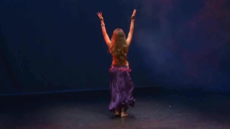 Sadie Marquardt Belly Dance Tabla Solo ( Танец живота )