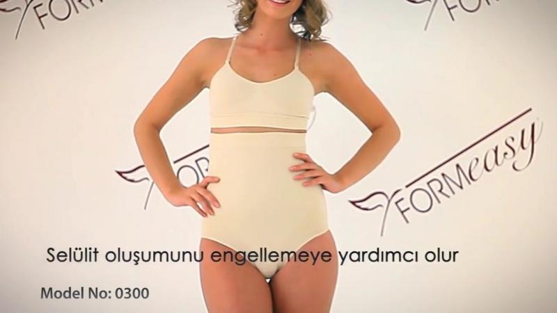 0300 FORMeasy High waist slip shaper-A