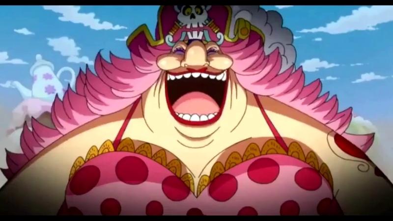 One Piece「AMV」- Luffy VS Big mom - Episode 841