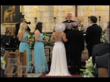 January 29 2011 - Exclusive! Britney Spears Walks Down The Aisle - As A Maid Of Honor
