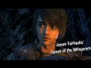 Crossfire James Fairbanks James of the Whisperers The Walking Dead Video Game GMV