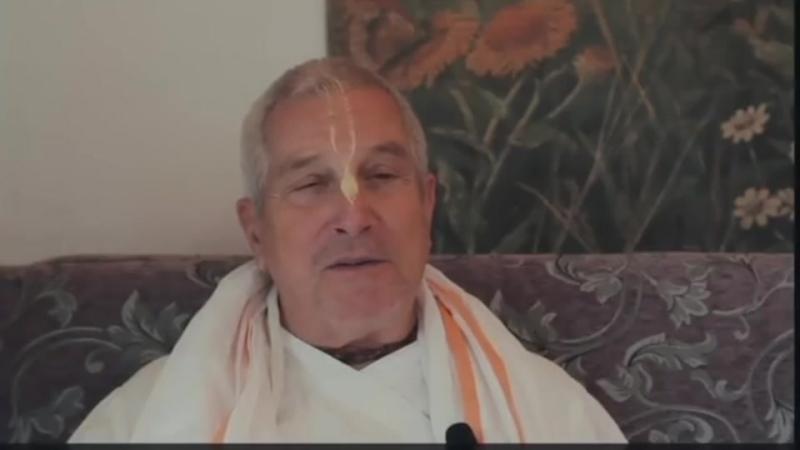 Е. М. Дина Бандху прабху о фестивале Бхакти Сангама