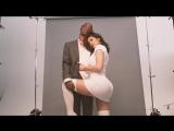 Кайли Дженнер и Трэвис Скотт в фотосъемке для GQ Magazine Новая Школа