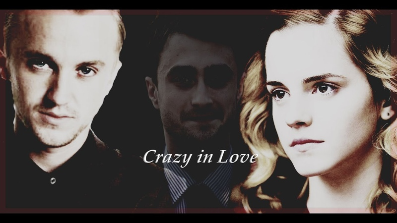 Draco and Hermione Harry || Crazy in Love