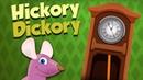 Hickory Dickory Dock - Children Nursery Rhymes FlickBox Kids Songs