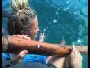 Deya Dova Singing With Whales