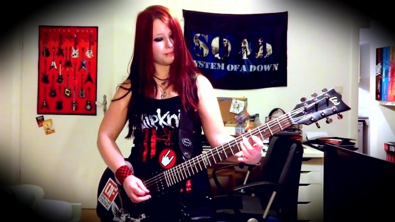 SLIPKNOT - Before I Forget [GUITAR COVER] by Jassy J