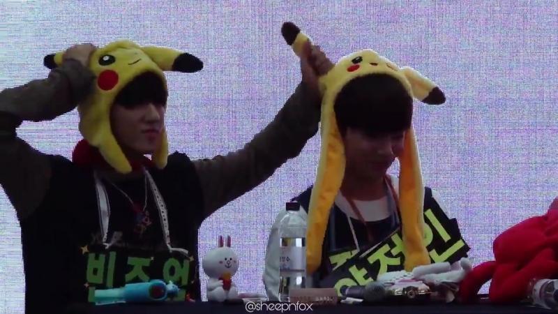 Pikachu x2