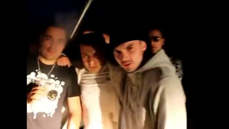 GINEX ft CZAR -БАНДА ХАРДКОРА (FT. L-DC, TENEMERES, CHAKO, ATURES, BLAIZ)