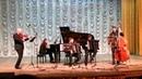 В составе замечательного квартета Kiev Tango Project Северодонецк 28 03 2013
