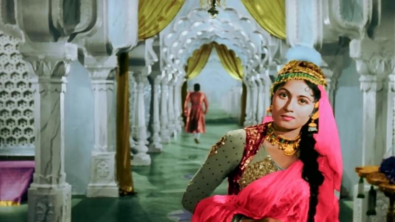 Великий Могол / Mughal-e-Azam 1960г. (Цветная версия)