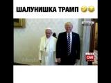 шалунишка Трамп