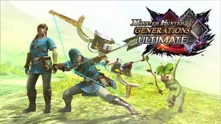 Monster Hunter Generations Ultimate | The Legend of Zelda Collaboration