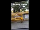 покидая Индию
