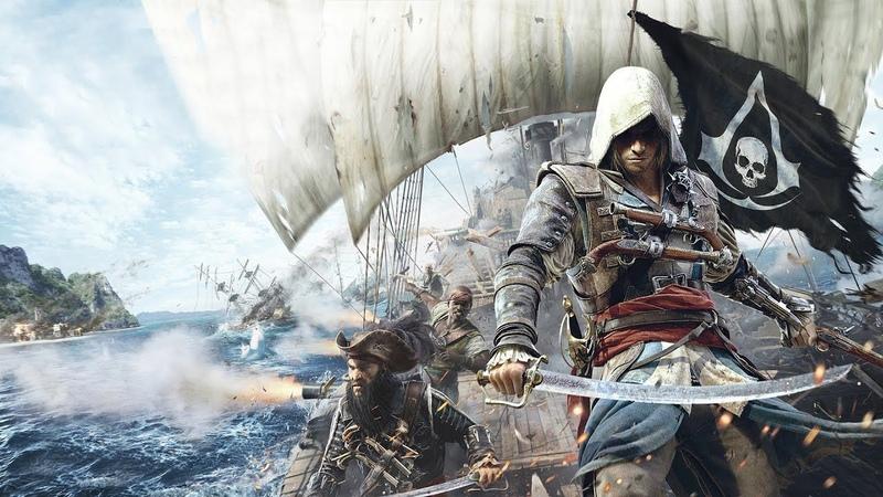 Прохождение Assassins Creed IV Black Flag Часть 3 (Ассассины)