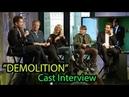 Demolition Movie Cast | Jake Gyllenhaal, Naomi Watts, Chris Cooper Interview | March 22, 2016