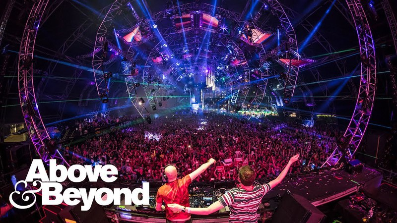 Above Beyond Live At Ultra Music Festival Miami 2018