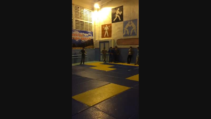 Магарамкент спортзал
