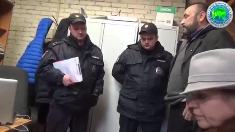 Безпредел мошенников УК полиция ведёт разследование Спартаковский пер д 2 стр 1