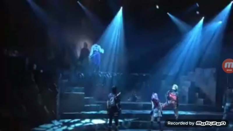Live spectacle NARUTO and the other