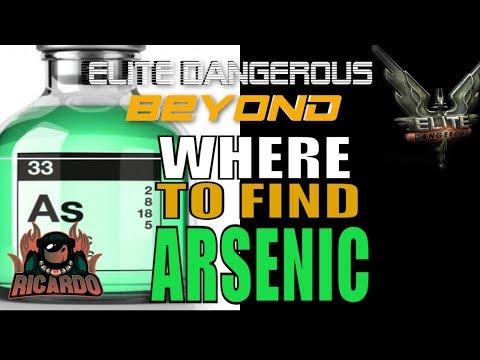Elite Dangerous Material Hunter - Arsenic