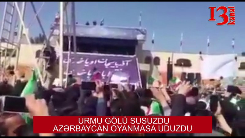 Cənubi azərbaycanlılar İran prezidentini peşman etdi