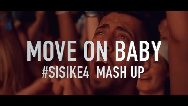Cappella vs Leventina DNNYD Dj Smash - Move On Baby (SiSiKe4 MashUp)
