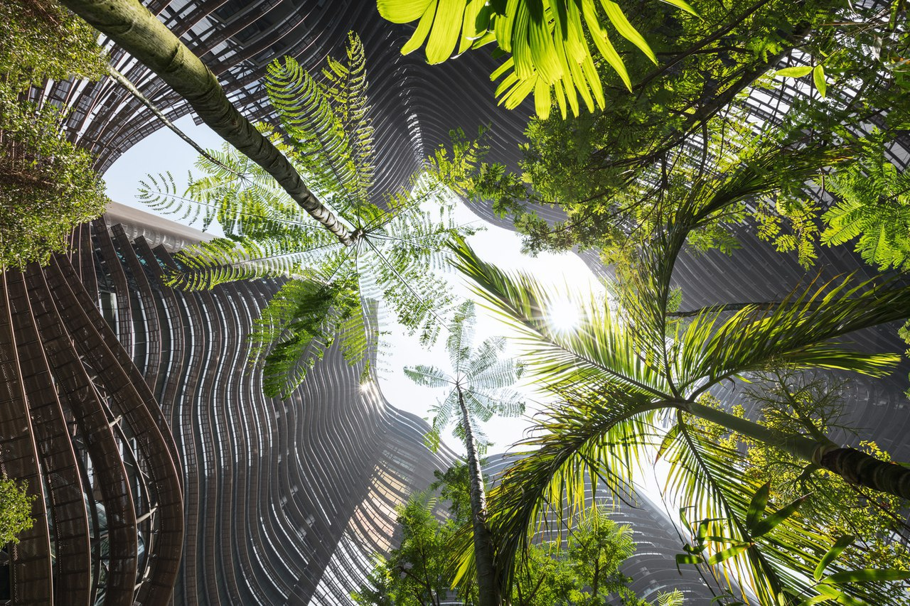 Green Heart | Marina One Singapore / ingenhoven architects
