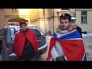 В Петербурге разогнали митинг поклонников «небесной сотни»