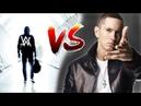 Alan Walker vs. Eminem Faded X Lose Yourself (Sirius Mashup)