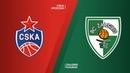 CSKA Moscow - Zalgiris Kaunas Highlights Turkish Airlines EuroLeague RS Round 8. Евролига. Обзор. ЦСКА - Жальгирис
