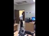 Офисный прыгун