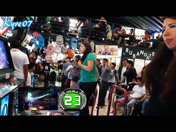 IPF 9th MEXICO - China, Nayeli, Kanofa ...-Hyacinth D23