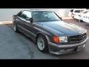 W126 560SEC ブリスター仕様 外装動画