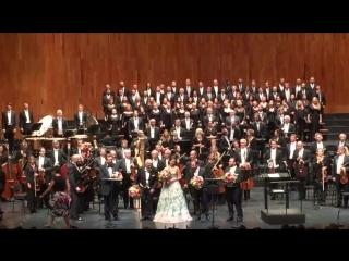 Ж.Бизе Искатели жемчуга концертное исполнение. Аплодисменты