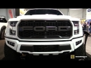 2017 Ford F150 Raptor - Mad Raptor 550hp by Mad Industires - Walkaround - 2017 SEMA