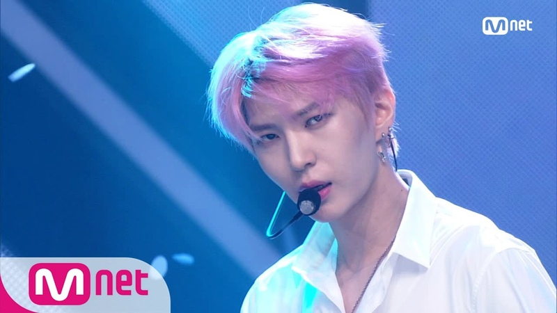 [LEO - Touch Sketch] KPOP TV Show   M COUNTDOWN 180809 EP.582
