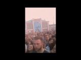 Елец. 2018г. Я с любимой на концерте Стаса Костюшкина.
