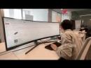 широкоэкранный монитор