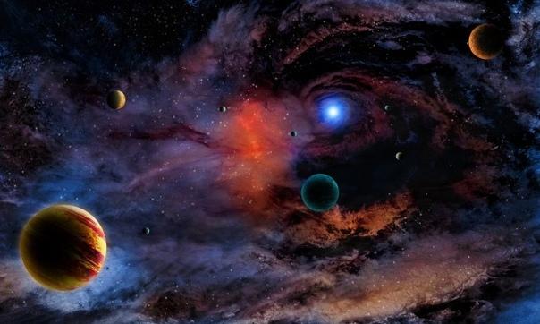 Вселенная полна жизни