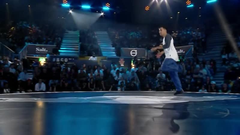 Victor USA vs Leony BRA Top 16 Red Bull BC One World Final 2018