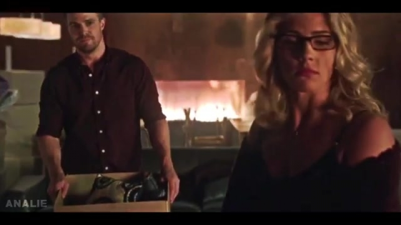 Oliver queen ` felicity smoak ` arrow vine