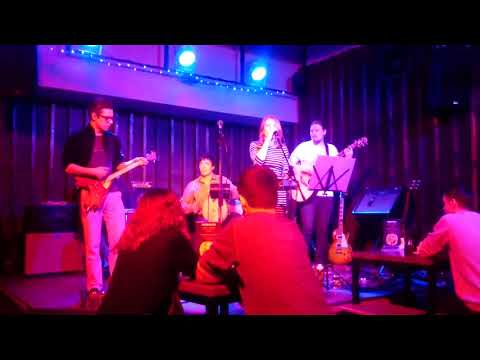 Semolina - Freak on the leash - KoЯn cover (Live at Edison Craft Bar)